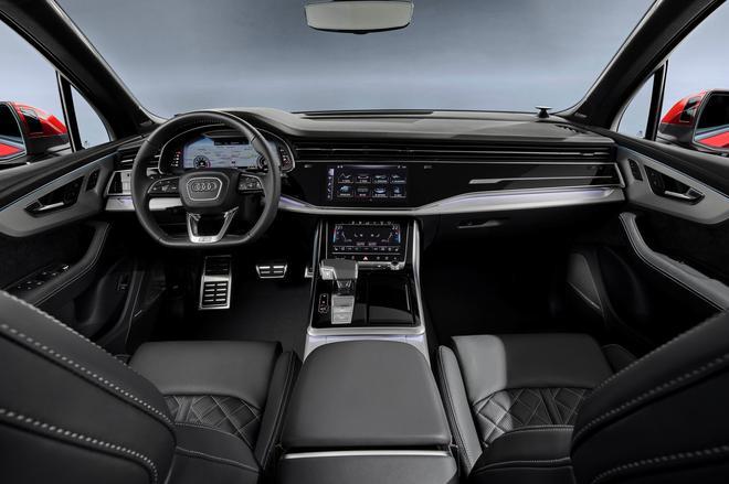 确定是一款SUV?2020款奥迪Q7官图发布