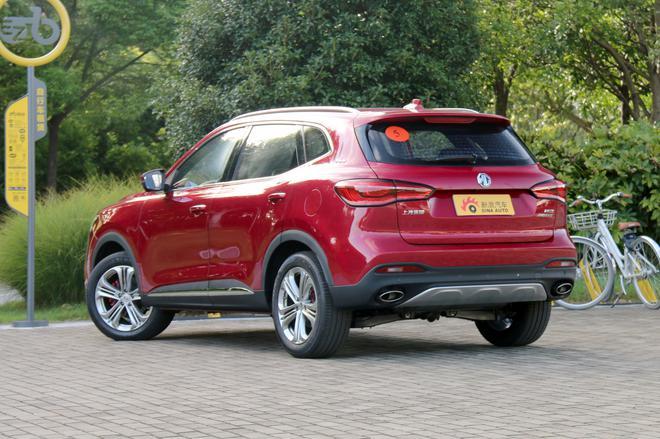 新款ZS/HS新车型等 名爵下半年新车规划