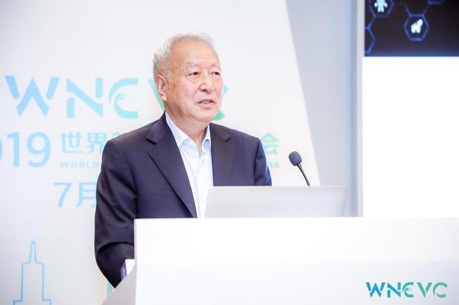 国家新能源汽车创新工程项目专家组组长 王秉刚