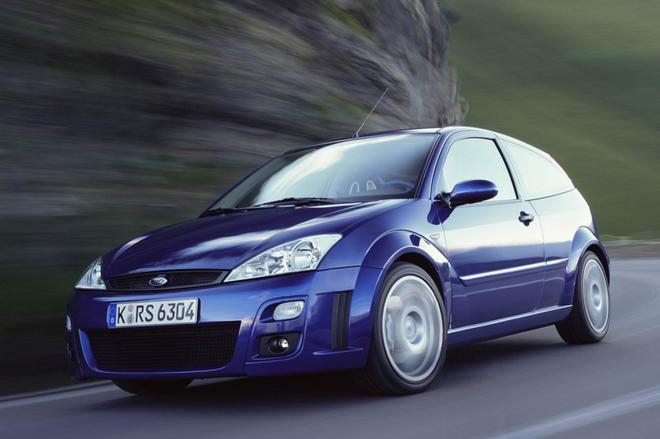 2002 Ford Focus RS