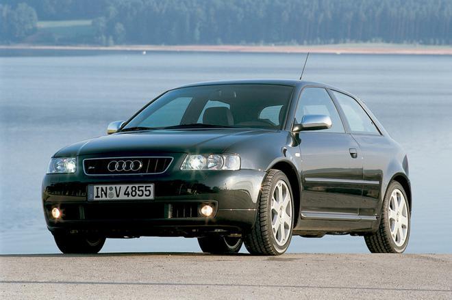 2000 Audi S3