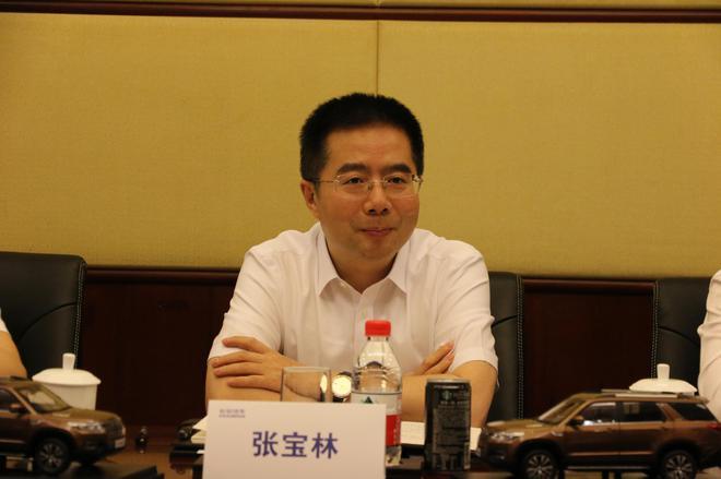 """张宝林:上半年工作以""""创""""字总结 长安汽车更注重经营质量"""