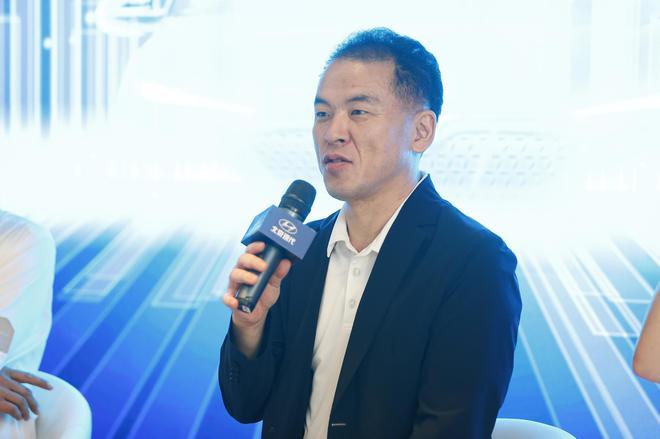 北京现代品牌传播室室长车宇准