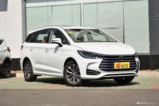 比亚迪宋MAX新增车型上市 9.19-10.19万元