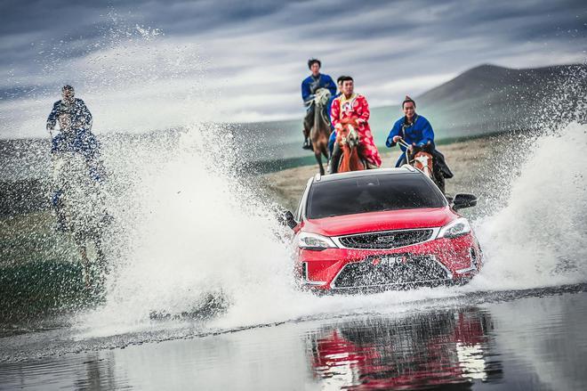 帝豪GS靠什么成为年轻人心中的网红车型