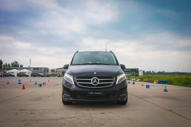 宜商也宜家 2019款梅赛德斯-奔驰V级驾乘体验
