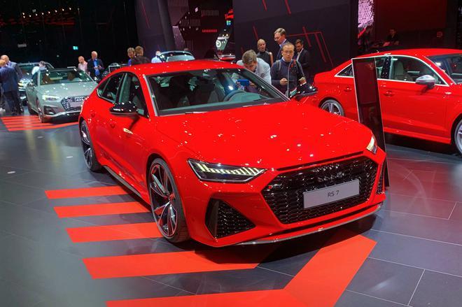 法兰克福专访奥迪:电气化版块增添高性能车型的补充