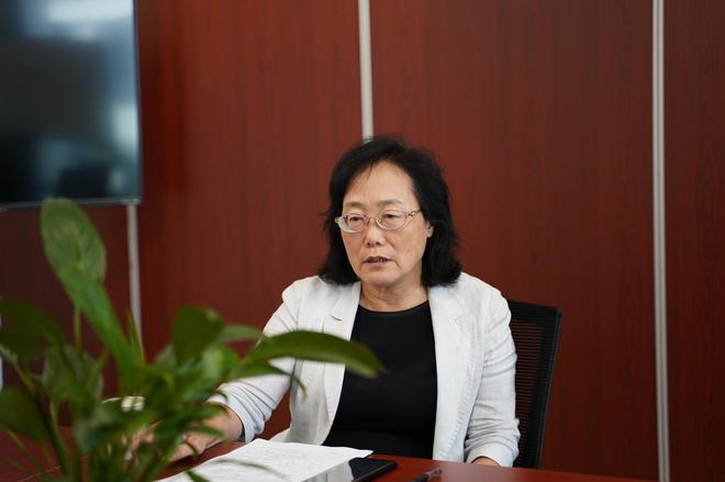 中国汽车工业协会副秘书长许艳华