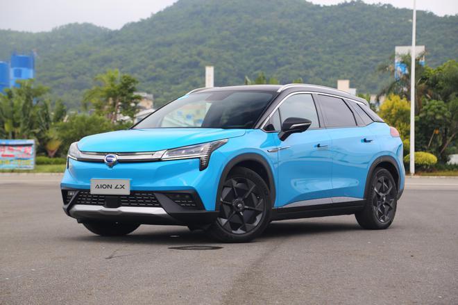 广汽新能源Aion LX正式上市 售价24.96-34.96万元