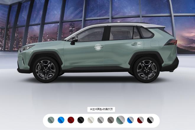 不容小觑 全新丰田RAV4荣放上市前瞻