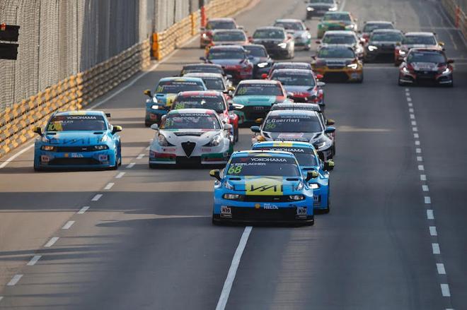 正赛三连冠! 领克车队称霸WTCR澳门站