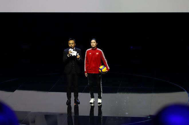中国女排运动员 林莉