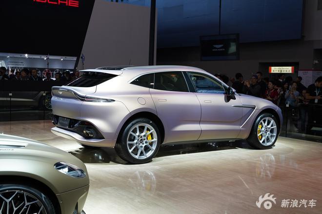 2019廣州車展:阿斯頓·馬丁DBX上市售237.8萬元