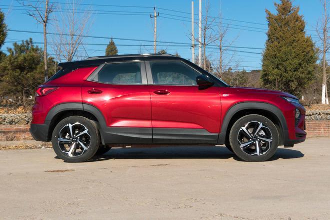 年轻人的首款运动SUV 试驾雪佛兰创界RS
