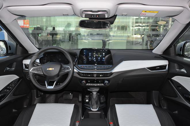 雪佛兰首款纯电城际轿跑畅巡预售开启