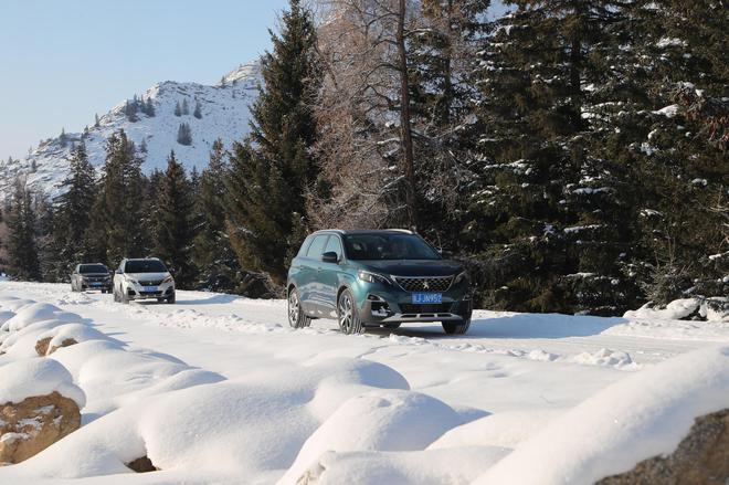 不一样的冰雪体验 试驾东风标致4008