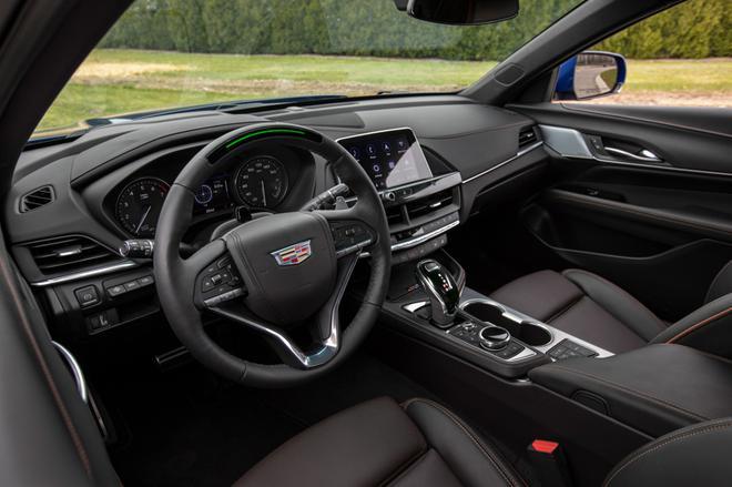 凯迪拉克推出增强版super cruise 添加自动变道功能