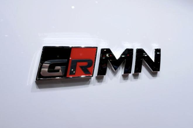 """丰田申请""""GRMN""""商标 或推高性能车"""
