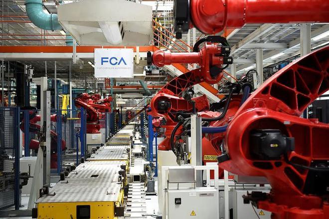 FCA称工厂关闭期间多支付了工资 要求2.4万名员工退还