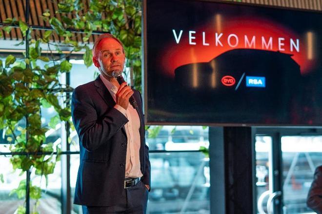 比亚迪唐EV在挪威开启预售配备刀片电池/2021年1月交付