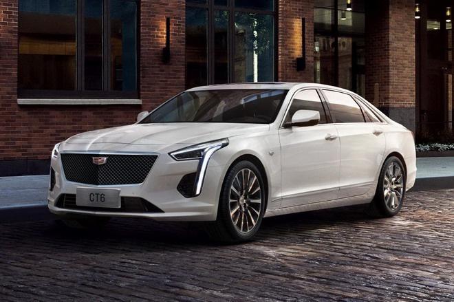 【新浪汽车大数据】上市半年后,凯迪拉克CT6的市场竞争力如何?-新浪汽车