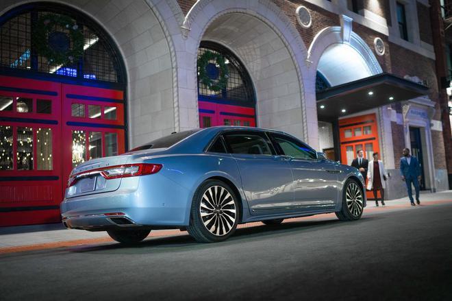 林肯大陆年底停产 仅在中国再销售1年 未来专注SUV车型-新浪汽车