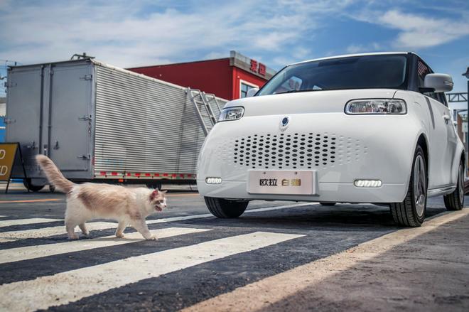 哈弗大狗之后 续航401公里的欧拉白猫也来了!