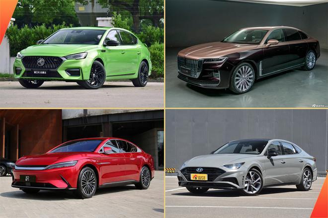 足足有27款之多!SUV量大但轿车重磅7月上市新车前瞻