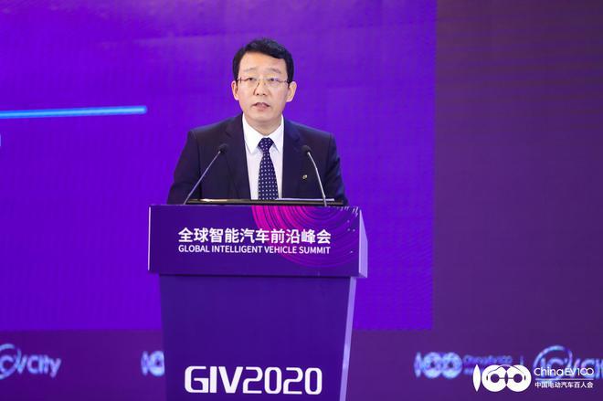 冯兴亚:整车厂是智能汽车产业发展的引领者