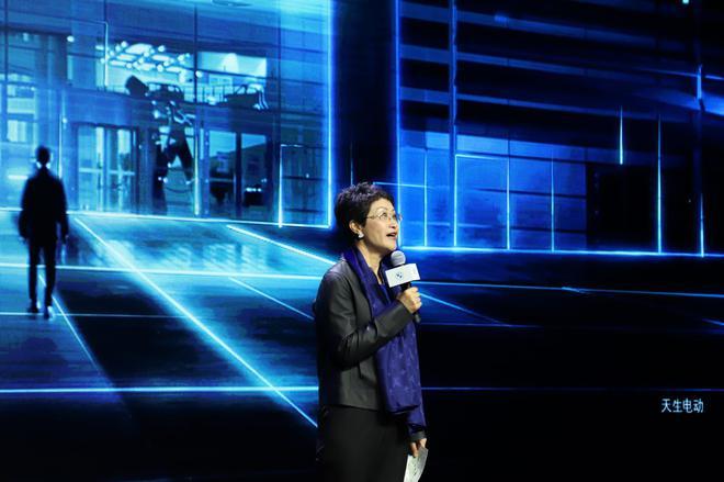 杨美虹 公共关系及企业社会责任副总裁