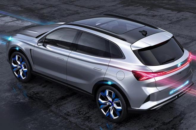 颜值个个能打 北京车展新能源车型前瞻