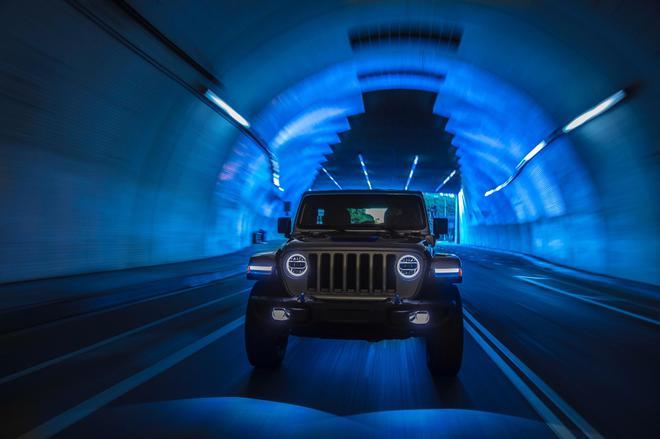 2020北京车展:全新Jeep牧马人4xe亮相