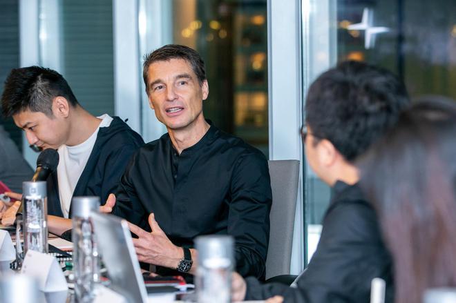 极星全球CEO托马斯:呼吁行业可持续发展 Precept将亮相北京车展