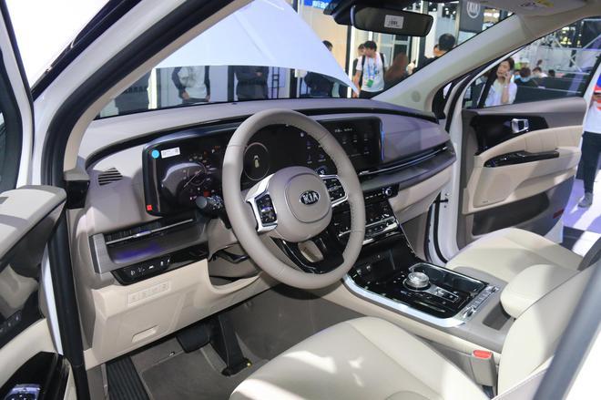 2020北京车展:起亚第二款全球车 全新嘉华国内首发亮相