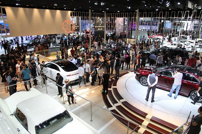 全球首发车82台 2020北京国际汽车展览会即将盛大开幕