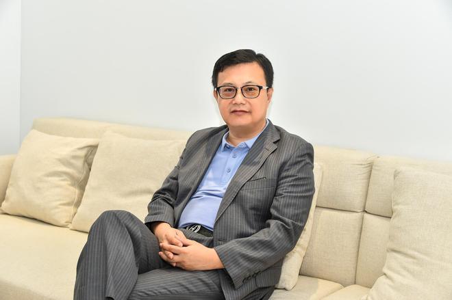 天际汽车董事长兼CEO张海亮
