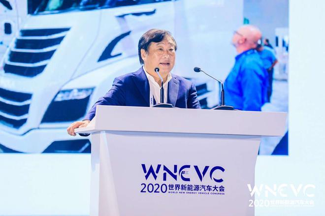 谭旭光:潍柴明确将燃料电池作为零排放商用车解决方案