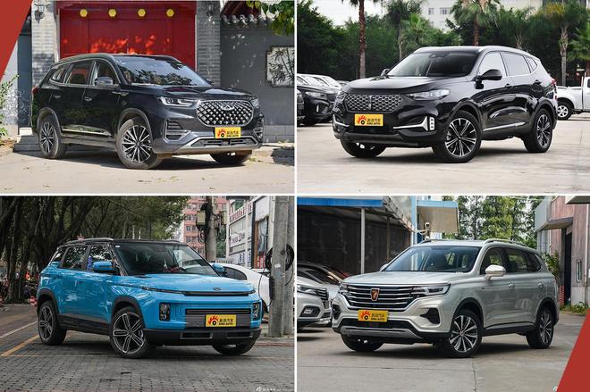 要品质也要性价比 自主品牌高端SUV都有哪些?