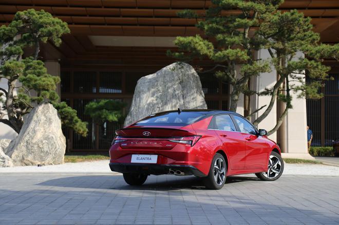 北京现代第七代伊兰特正式上市 售价9.98-14.18万元