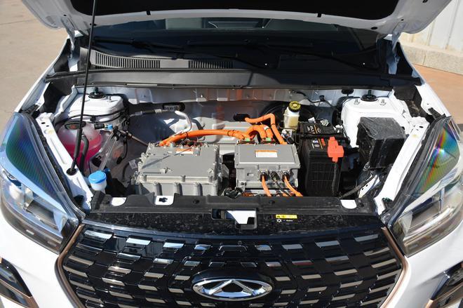 10万级高性价比纯电SUV 实拍瑞虎e