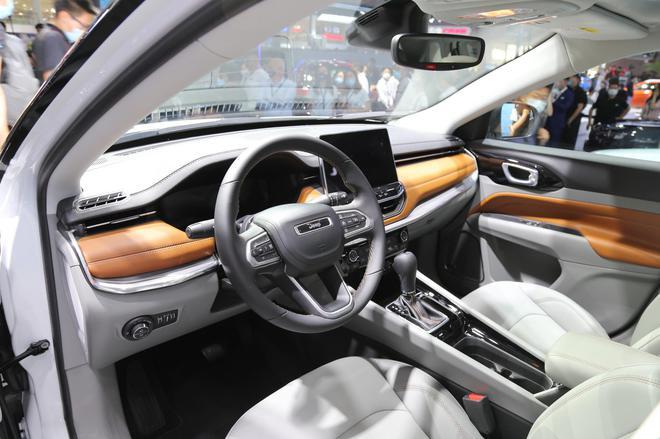 2020广州车展:Jeep新指南者全球首秀 明年下半年上市