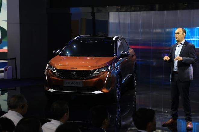 2020广州车展:东风标致新款4008/5008亮相