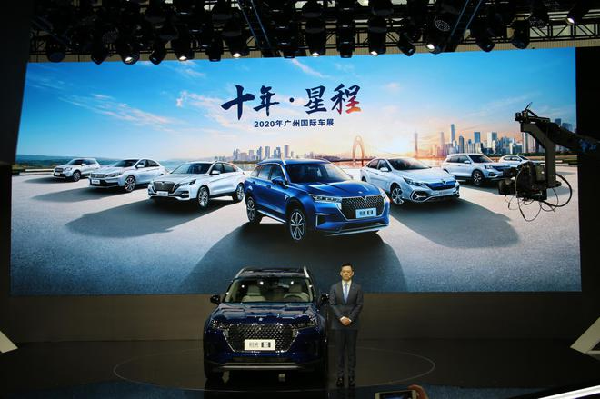 """2020广州车展:产品服务全都要,东风启辰""""任性""""了"""
