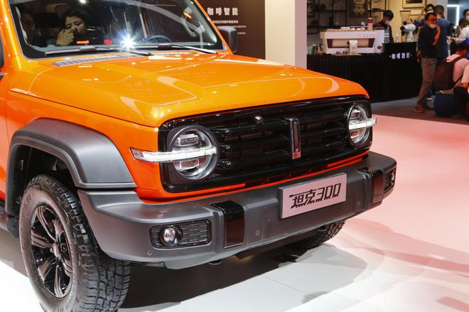 2020广州车展:国产豪华硬派越野SUV 坦克300越野版开启预售