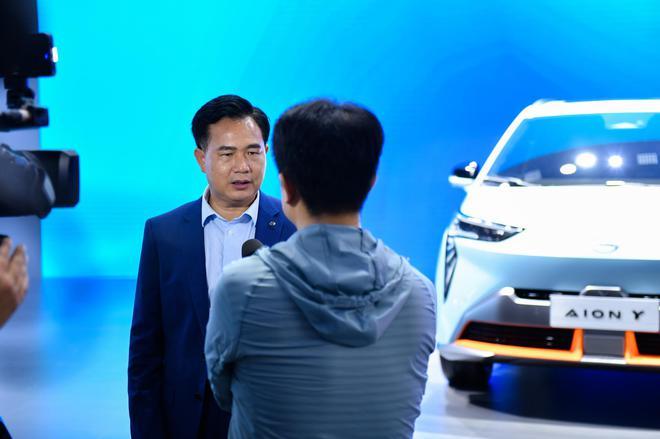 古惠南:广汽埃安独立将实现广汽乘用车高端化目标