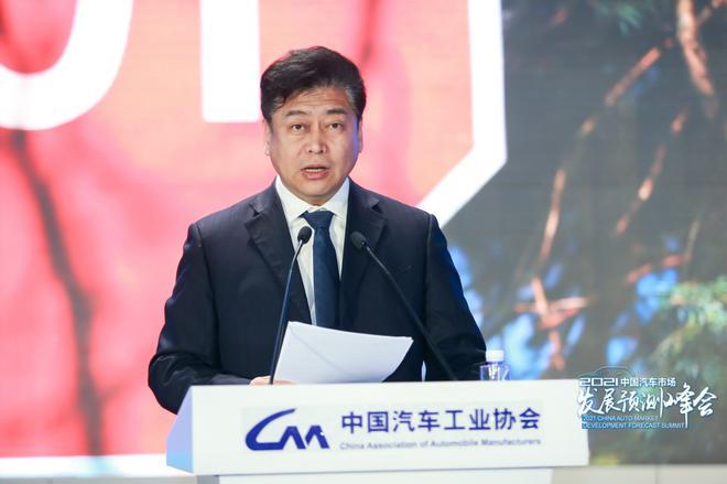 一汽-大众销售有限责任公司执行副总经理、大众品牌执行总监 马振山