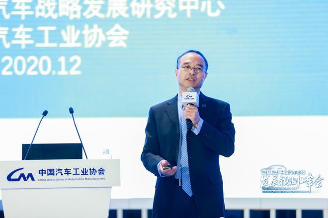 天津大学管理与经济学部副主任、中国汽车战略发展研究中心副主任 杨宝臣