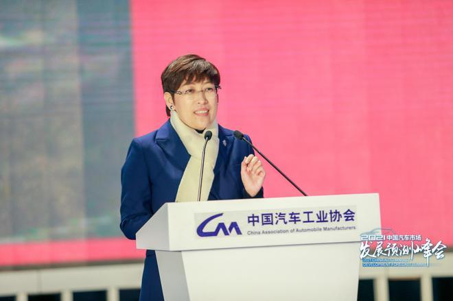北京汽车博物馆党组书记 杨蕊