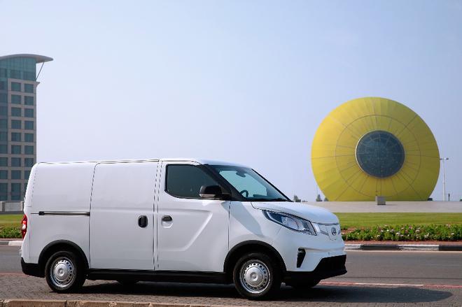 2021款上汽大通MAXUS EV30上市 售价12.88-13.88万元
