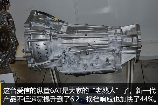 越野能力的幕后功臣 荣威RX8动力总成解析